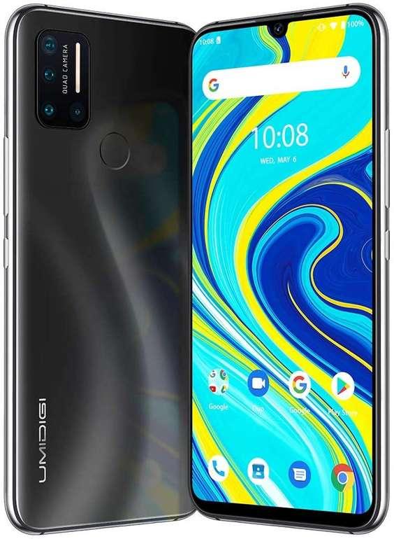 """2 Umidigi Produkte bei Amazon reduziert, z.B. A7 Pro 6,3"""" Smartphone für 99,99€"""