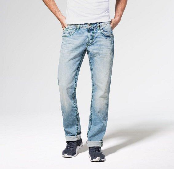 "50% Rabatt auf alle Jeans bei Camp David & Soccx - z.B. Modell ""NI:CO"" ab 49,98€ (statt 90€)"