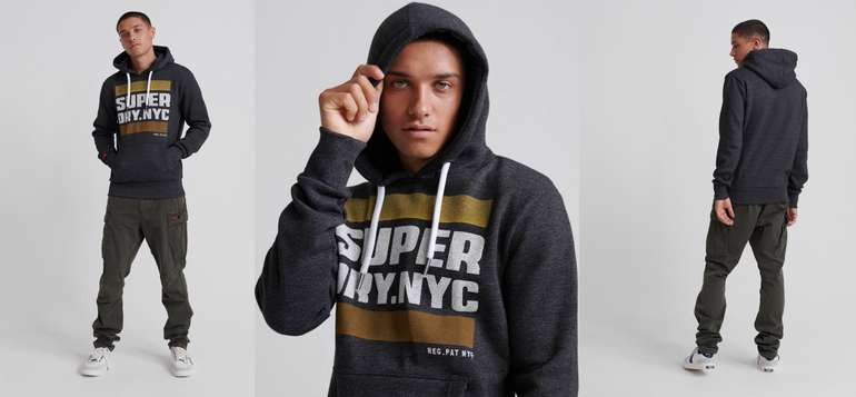 Superdry NYC Tab XL