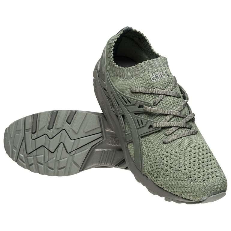 Asics Tiger GEL-Kayano Trainer Knit Sneaker H705N-8181 für 49,99€ (statt 75€)
