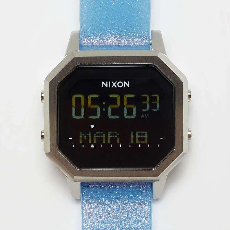 Nixon Siren Damen Uhr für 64€ inkl. Versand (statt 125€)