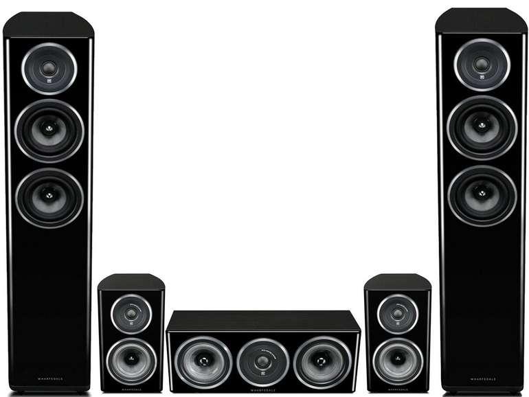 Wharfedale Diamond 11 5.0-Lautsprecher-Set für 518,95€ inkl. Versand (statt 926€)