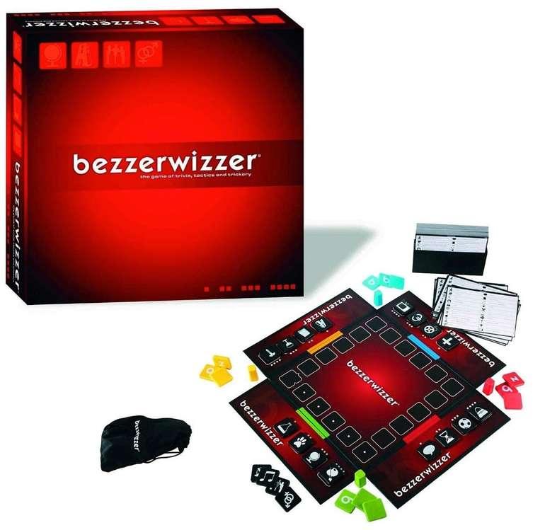 Mattel Games V9913 - Bezzerwizzer Wissensspiel (2-4 Spieler) für 16,99€ - Prime!