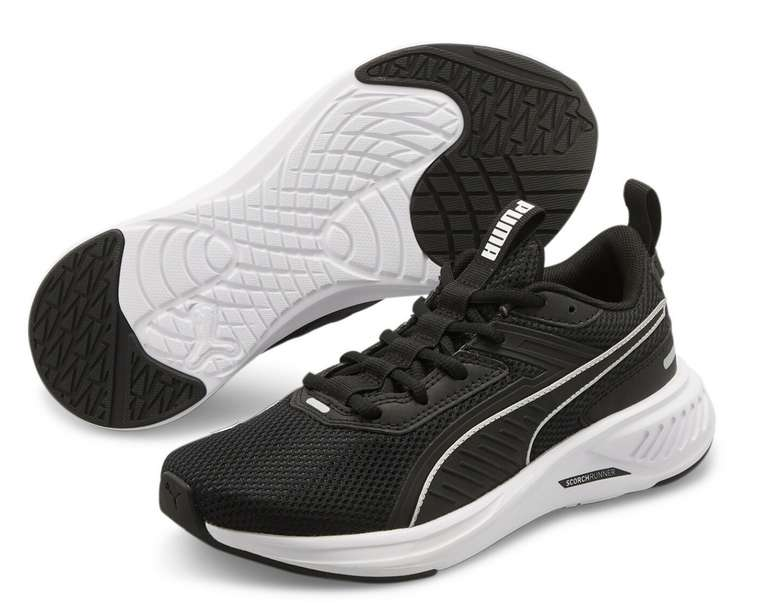Puma Scorch Runner Jugend Schuhe in Schwarz für 26,95€inkl. Versand (statt 46€)
