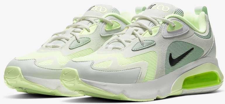 Nike Air Max 200 Damen Sneaker in 2 Farben für je 61,23€ inkl.…