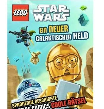 Lego & Star Wars Restposten VSKfrei im TerraShop - z.B. Rätselheft für 0,99€
