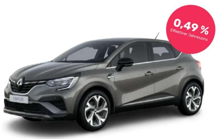 Privatleasing: Renault Captur TCe 140 EDC R.S. Line mit 140 PS für 159€ mtl. (LF: 0.50, Überführung: 690€)