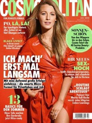 Bis zu 4 Monate Cosmopolitan im Probeabo für 11,40€ + 10€ Verrechnungsscheck