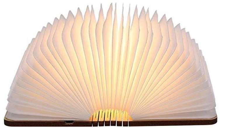 Tomshine Stimmungsbeleuchtung (Buch Design) für 13,99€ inkl. Versand (Prime)