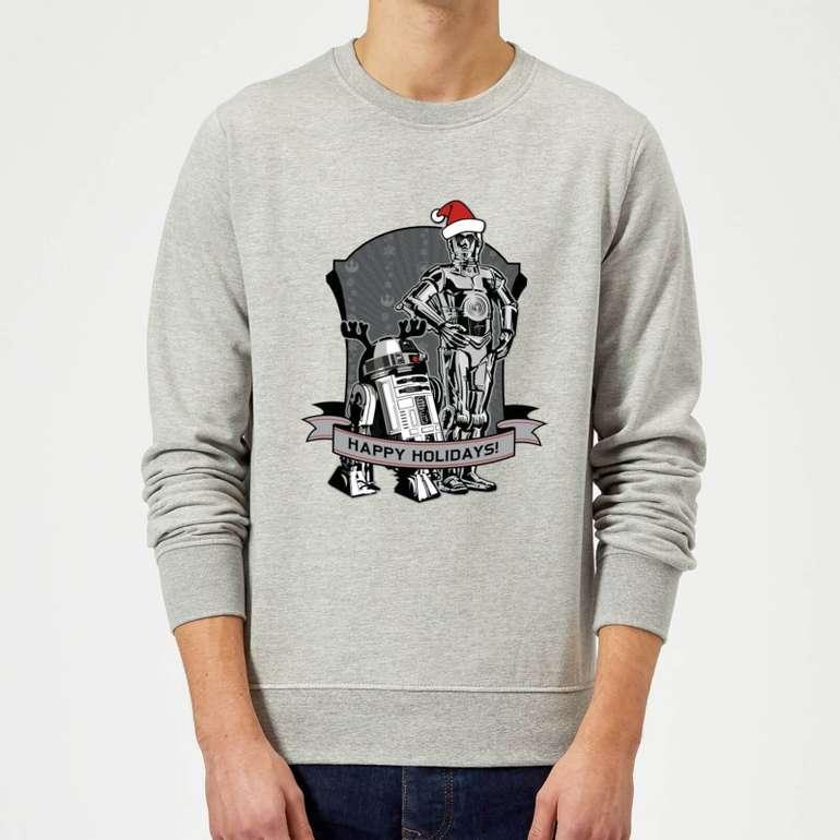 Zavvi: Weihnachtspullover Preissturz -  Pullover für je 17,99€ inkl. Versand