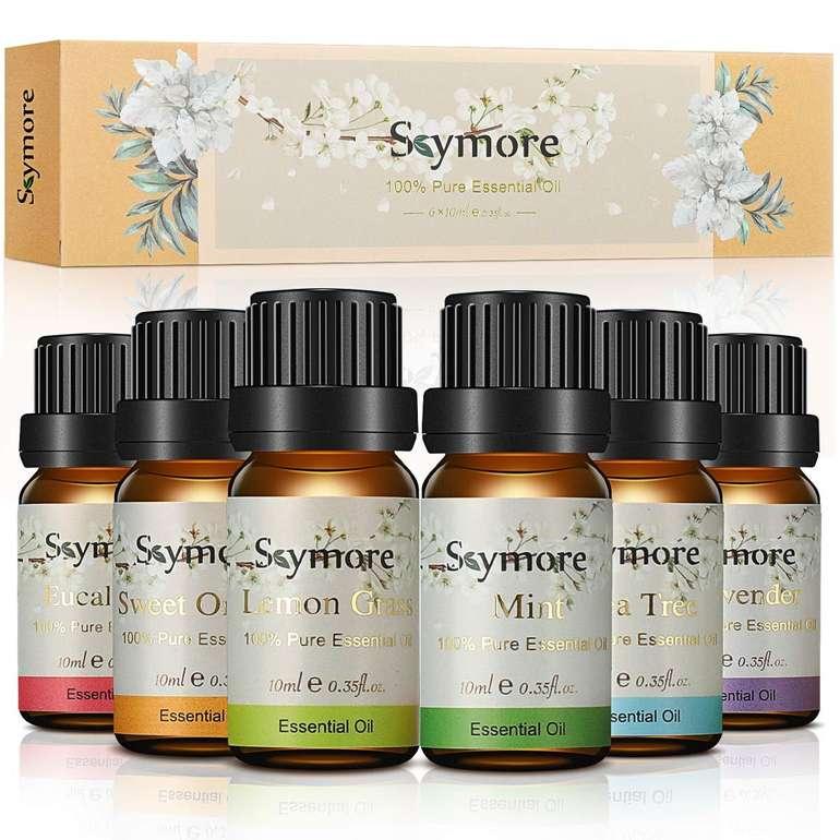 6er Set Skymore Ätherische Öle Set für 4,98€ inkl. Prime Versand (statt 10€)