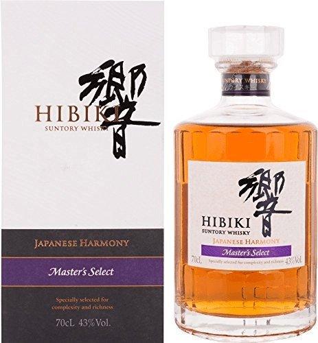 Suntory Hibiki Japanese Harmony Master's Select Whisky in der 0,7 Liter Flasche für 102€