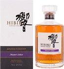 Suntory Hibiki Japanese Harmony Master's Select Whisky in der 0,7 Liter Flasche für 93,89€