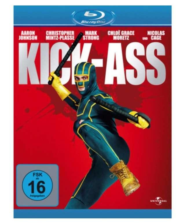 Kick-Ass (Blu-ray) für 3,66€ inkl. Versand (statt 9€)