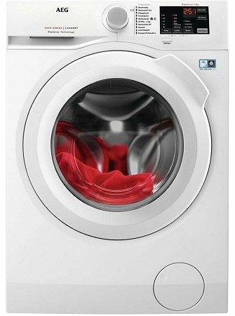 AEG L6FB1881K Lavamat 8kg Waschmaschine mit A+++ für 377,10€ (statt 484€)