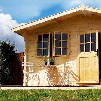 GartenXXL mit 10% Rabatt auf alle Gartenhäuser - Auch Gewächshäuser & Carports