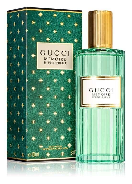 100ml Gucci Mémoire d'une Odeur Eau de Parfum für 44,80€ inkl. Versand