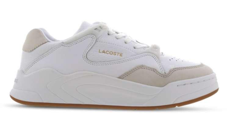 Lacoste Court Slam 319 Damen Sneaker in Weiß für 69,99€inkl. Versand (statt 90€)