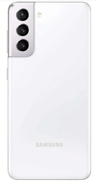 Samsung Galaxy S21 5G + Galaxy Buds Live (29€) + o2 Free L Allnet- & SMS-Flat mit 60GB LTE für 39,99€ mtl.