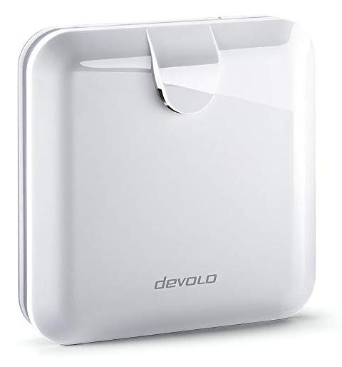 Devolo Home Control Alarmsirene (Smarthome, 110db) für 39,92€ (statt 50€)
