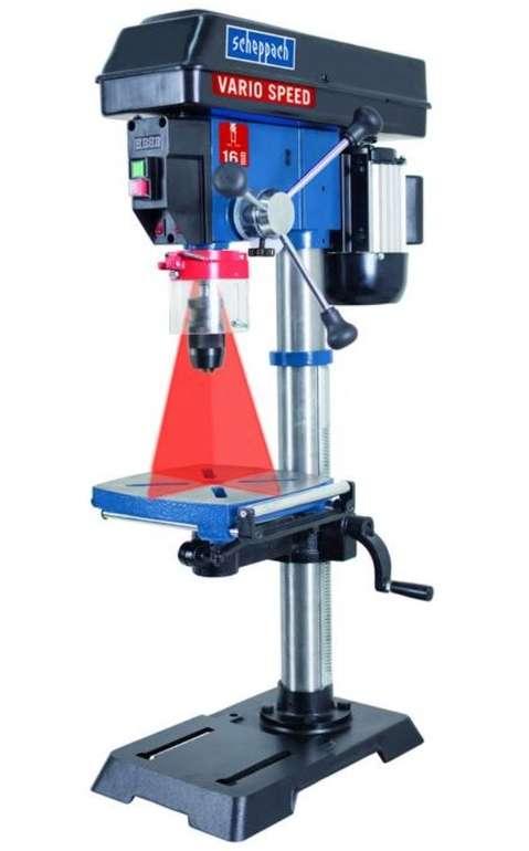 Scheppach DP18 Vario Profi-Säulenbohrmaschine für 263,14€ inkl. Versand (statt 360€)
