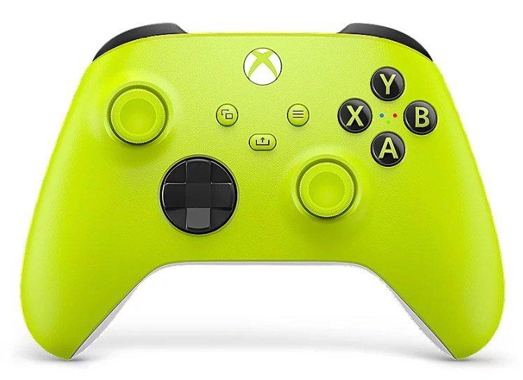 """Microsoft Xbox Wireless Controller """"Electric Volt"""" für 50,89€ (statt 59€)"""