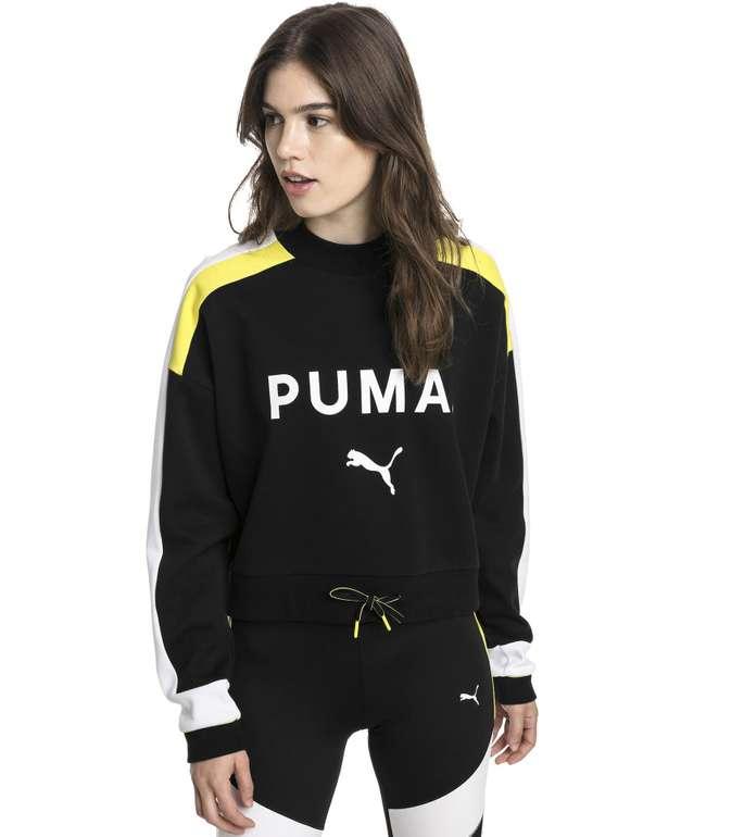 Puma Damen Sweatshirt 'Chase' für 23,99€ inkl. Versand (statt 45€)