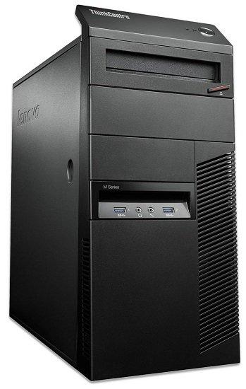 Lenovo ThinkCentre M93p MT Office-PC mit i7, 8GB RAM,  250GB SSD & Win10Home für 249€ (statt 310€) - Refurbished!