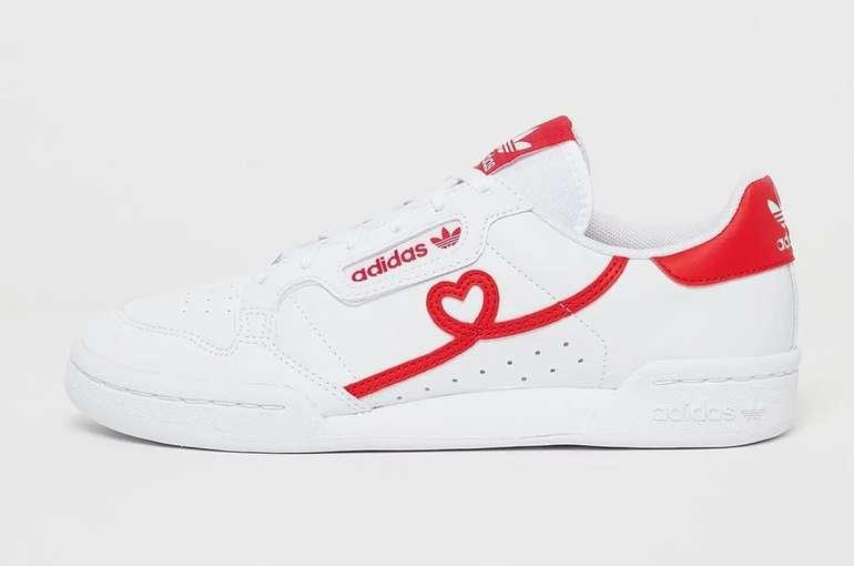 Adidas Originals Continental 80 Kinder Sneaker für 31,99€ inkl. Versand (statt 50€)