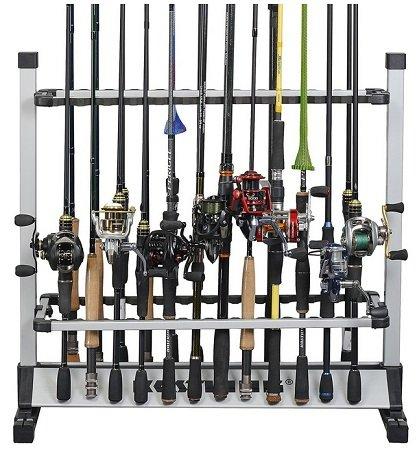 KastKing - Rutenständer für bis zu 24 Ruten für 49,98€ inklusive Versand
