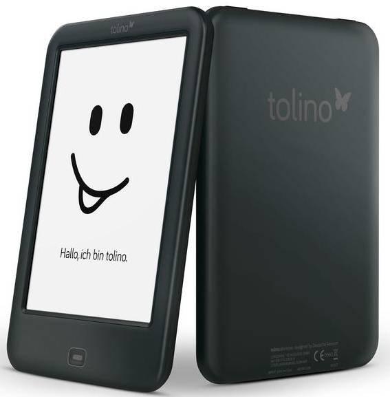 Tolino eReader Shine 2 HD für 79,99 inkl. Versand (statt 89€)