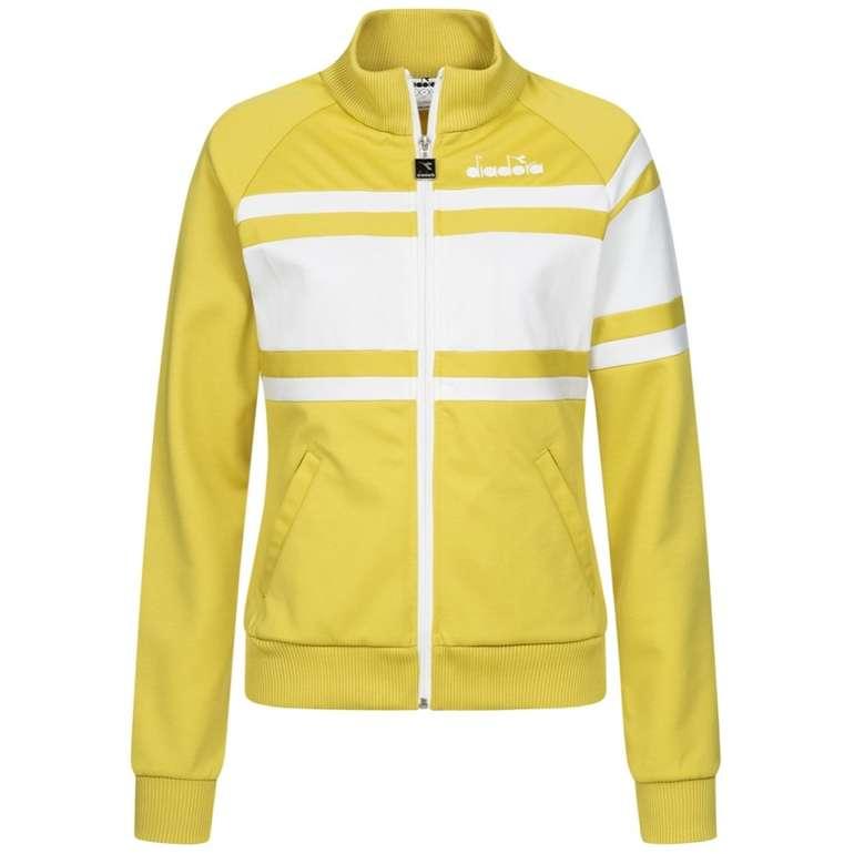 Diadora 80s Bold Damen Jacke in 2 Farben für je 14,30€ inkl. Versand (statt 28€) - XS/S