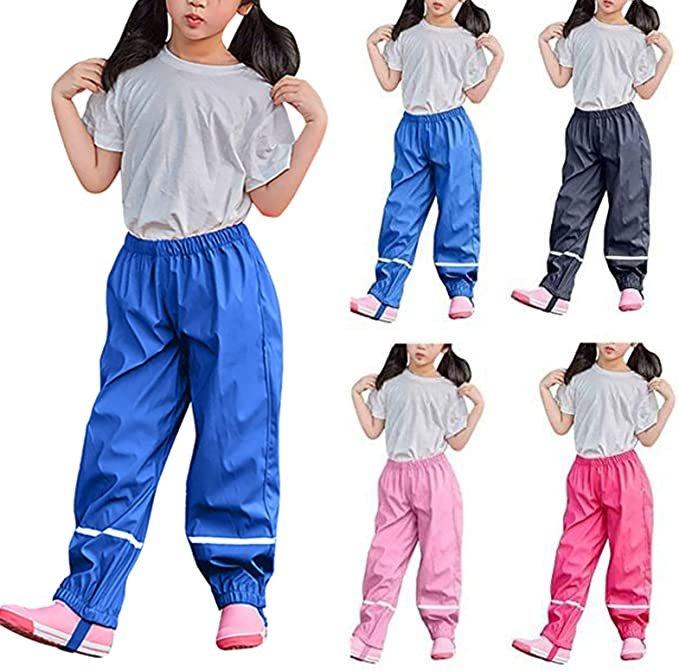 Yueci Kinder Regenhose für je 6,99€ inkl. Versand (statt 8€)