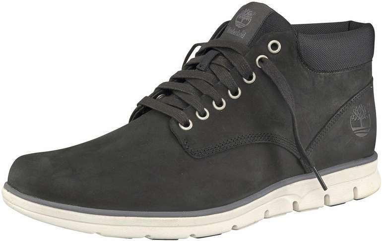 Timberland 'Bradstreet Chukka Leather' in schwarz für 59,93€ inkl. Versand (statt 73€)