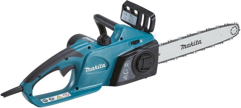 Makita Elektro-Kettensäge UC3541A mit 1800 Watt für 76,43€ inkl. Versand