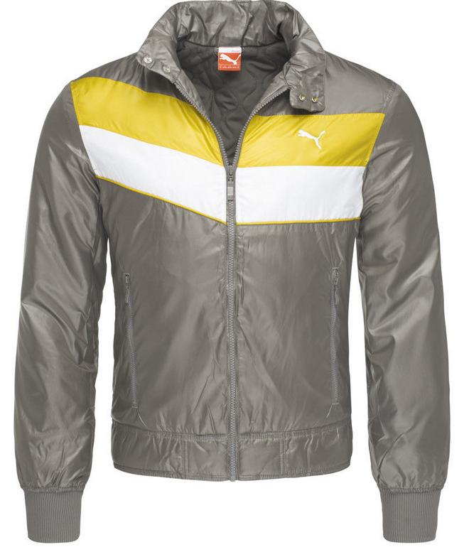 Puma Padded Jacke, Herren gepolsterte Jacke für 22,22€ + 3,95€ Versand