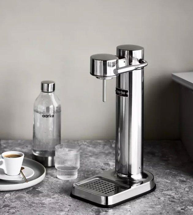 Aarke Carbonator III Trinkwassersprudler + PET-Flasche (1 Liter) für 128,85€ inkl. Versand (statt 155€)