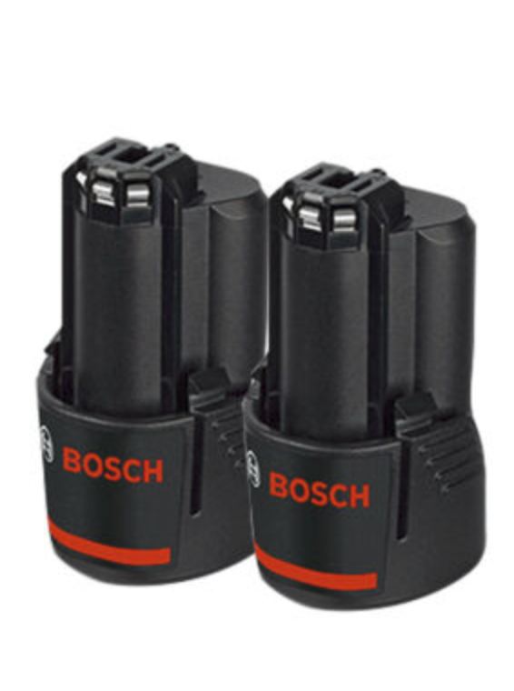 Bosch Professional 2x Akku Pack mit 12 V für 56,90€inkl. Versand (statt 78€)