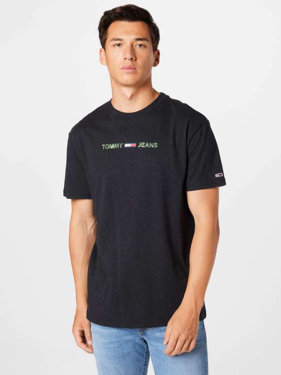 Tommy Jeans T-Shirt in zwei Farben für je 27,90€ inkl. Versand (statt 35€)
