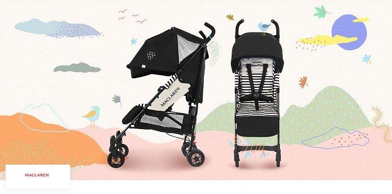 3 Maclaren Baby Kinderwagen Modelle reduziert 2