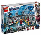 Lego Marvel – Iron Mans Werkstatt (76125) für 36,99€ inkl. Versand (statt 45€)