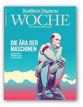 """3 Ausgaben """"Frankfurter Allgemeine Zeitung Woche"""" kostenlos lesen!"""
