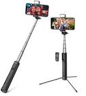 BlitzWolf Bluetooth Selfie Stick mit Stativ für 13,29€ inkl. Prime Versand
