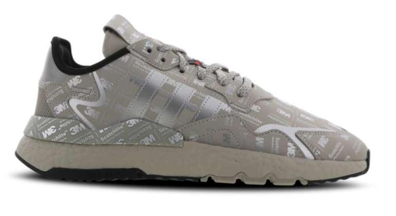 adidas Nite Jogger X 3M in grau/silber für 69,99€inkl. Versand (statt 82€)