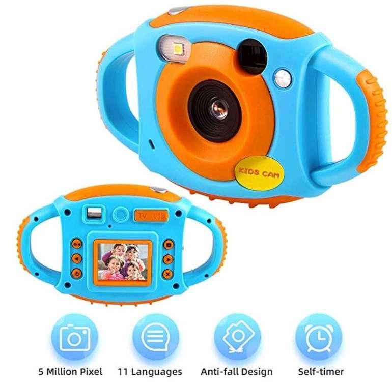 "Lincom Kinderkamera mit 5 Megapixel und 1,77"" Farbdisplay für 10,50€ inkl. Versand (statt 30€)"