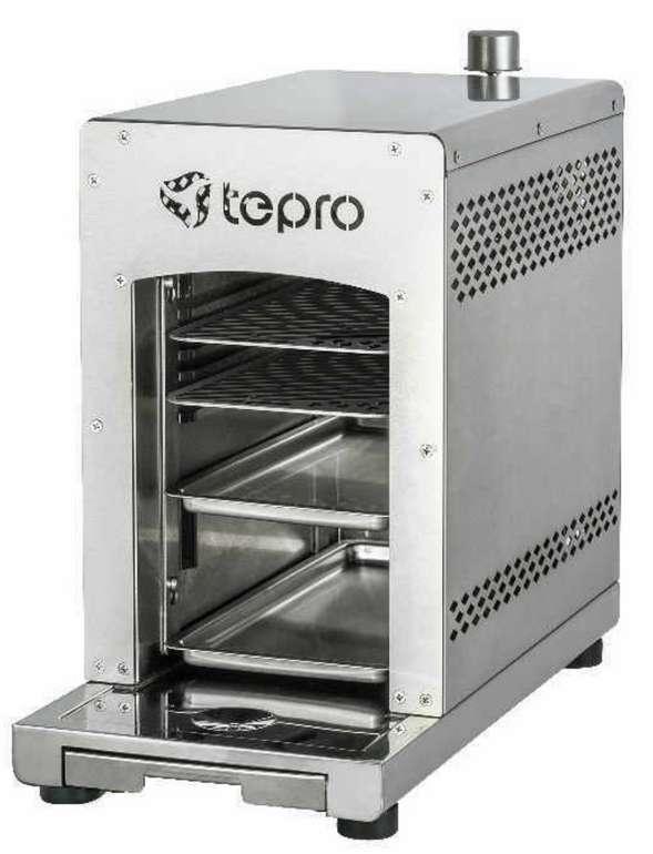 Tepro (3184) Toronto Steakgrill mit Oberhitze für 47,99€inkl. Versand (statt 98€) - B-Ware!