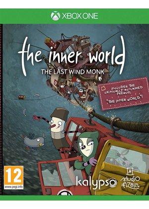 The Inner World: Der letzte Windmönch (Xbox One) für 6,43€ inkl. VSK