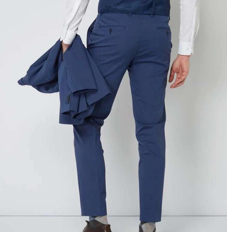 Peek & Cloppenburg*: 30% Rabatt auf Kleider & Anzüge - z.B. s.Oliver Cesano Business-Hose für 41,99€