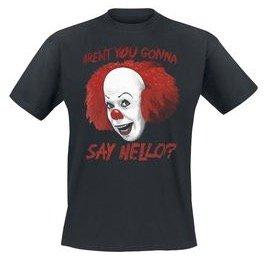 """EMP Halloween Sale + 20% Rabatt extra - z.B. Stephen King """"Es"""" Shirt für 11,99€"""