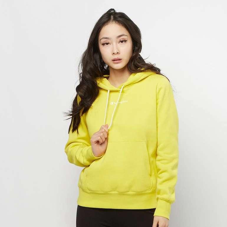 Champion Damen Hooded Sweatshirt für 31,99€ inkl. Versand (statt 44€)